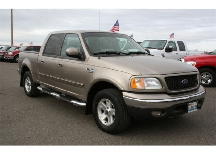 2003 Ford F-150 #13
