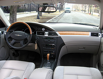 2007 Chrysler Pacifica #13