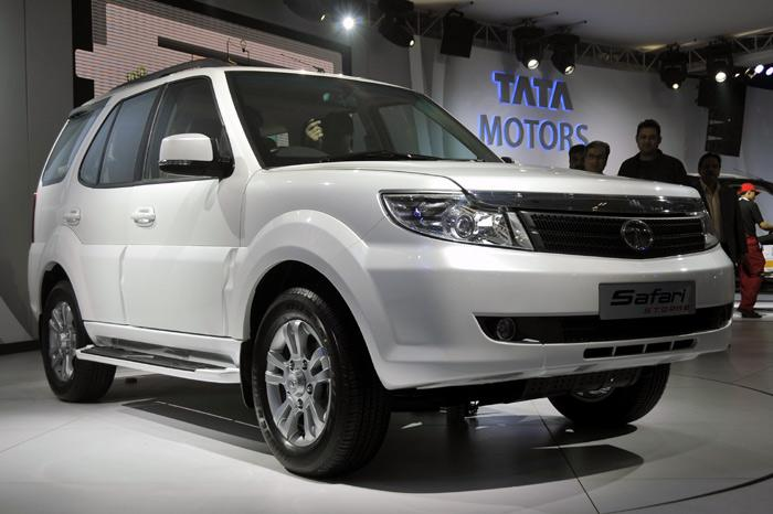 2012 Tata Safari #2