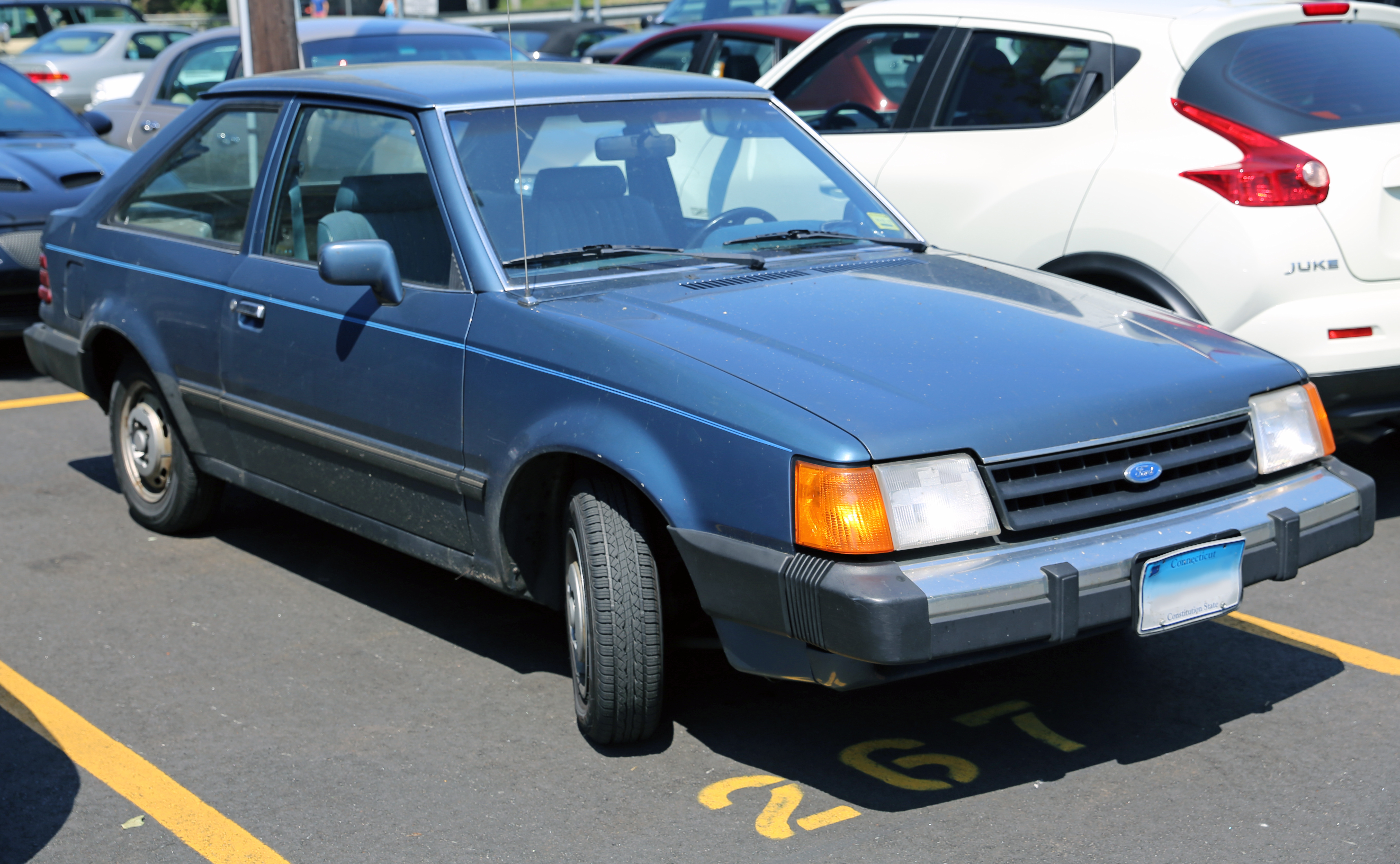 1986 Ford Orion #7