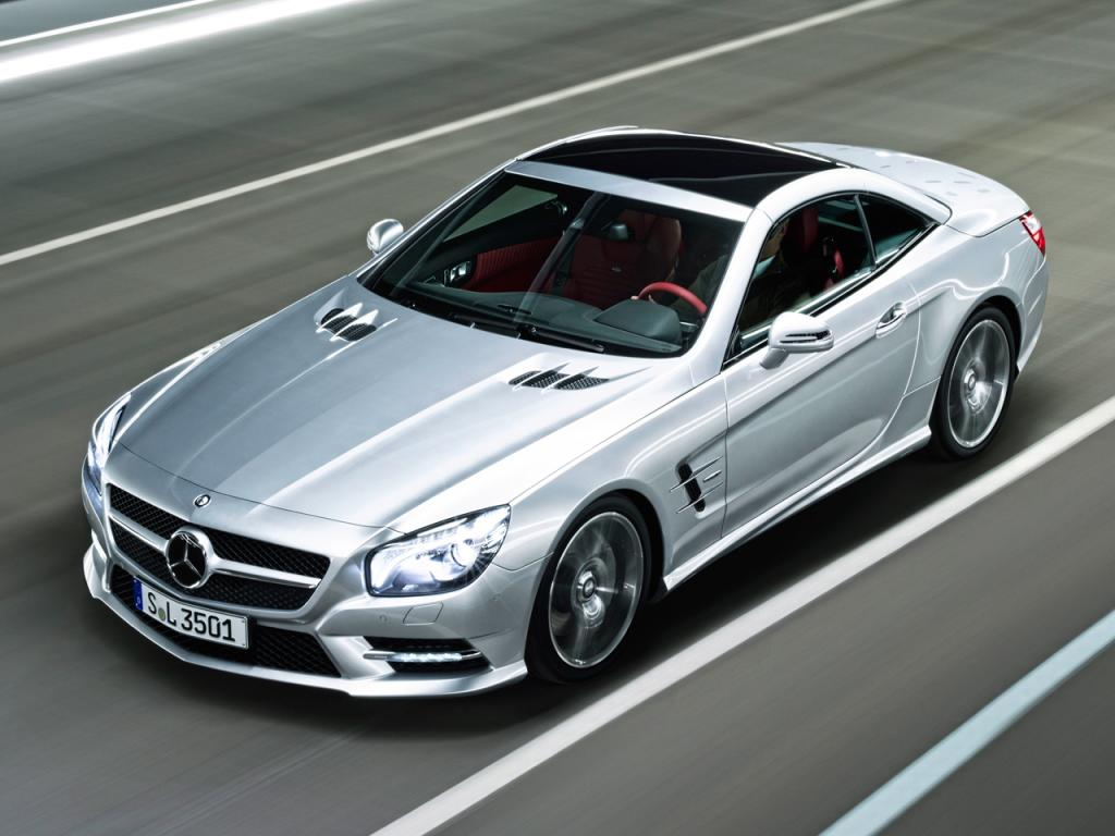 2013 Mercedes-Benz SL #19