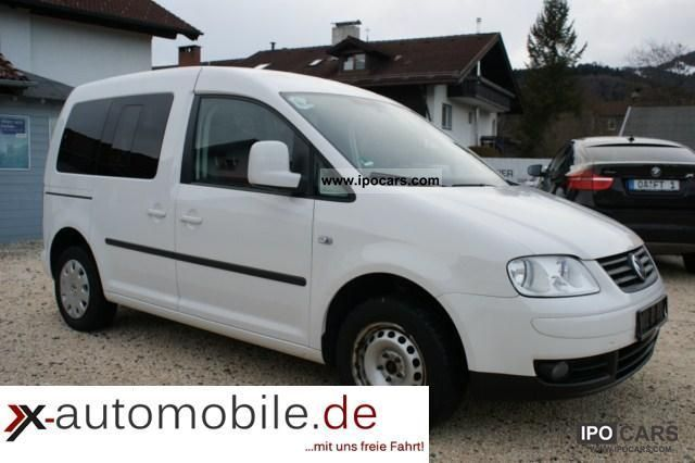 2006 Volkswagen Caddy #7