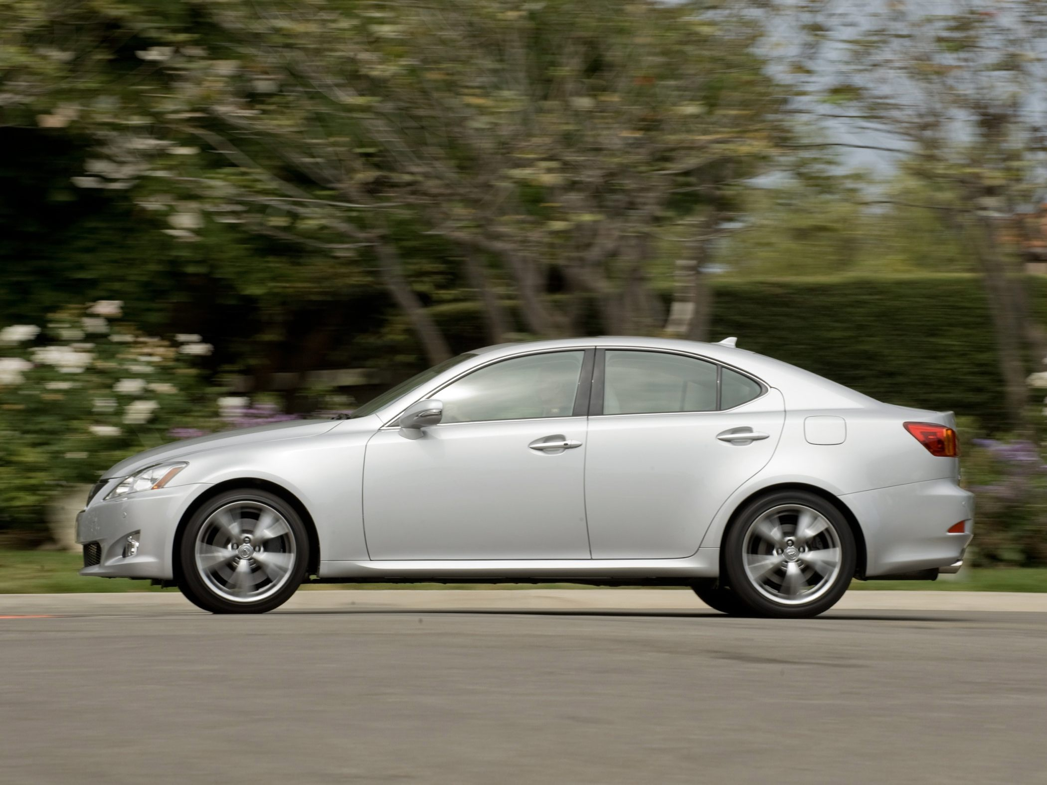 2010 Lexus Is 350 #11