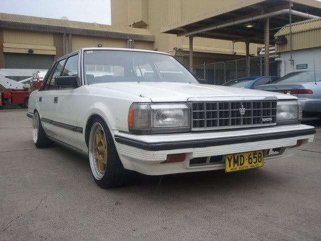 1984 Toyota Crown #8