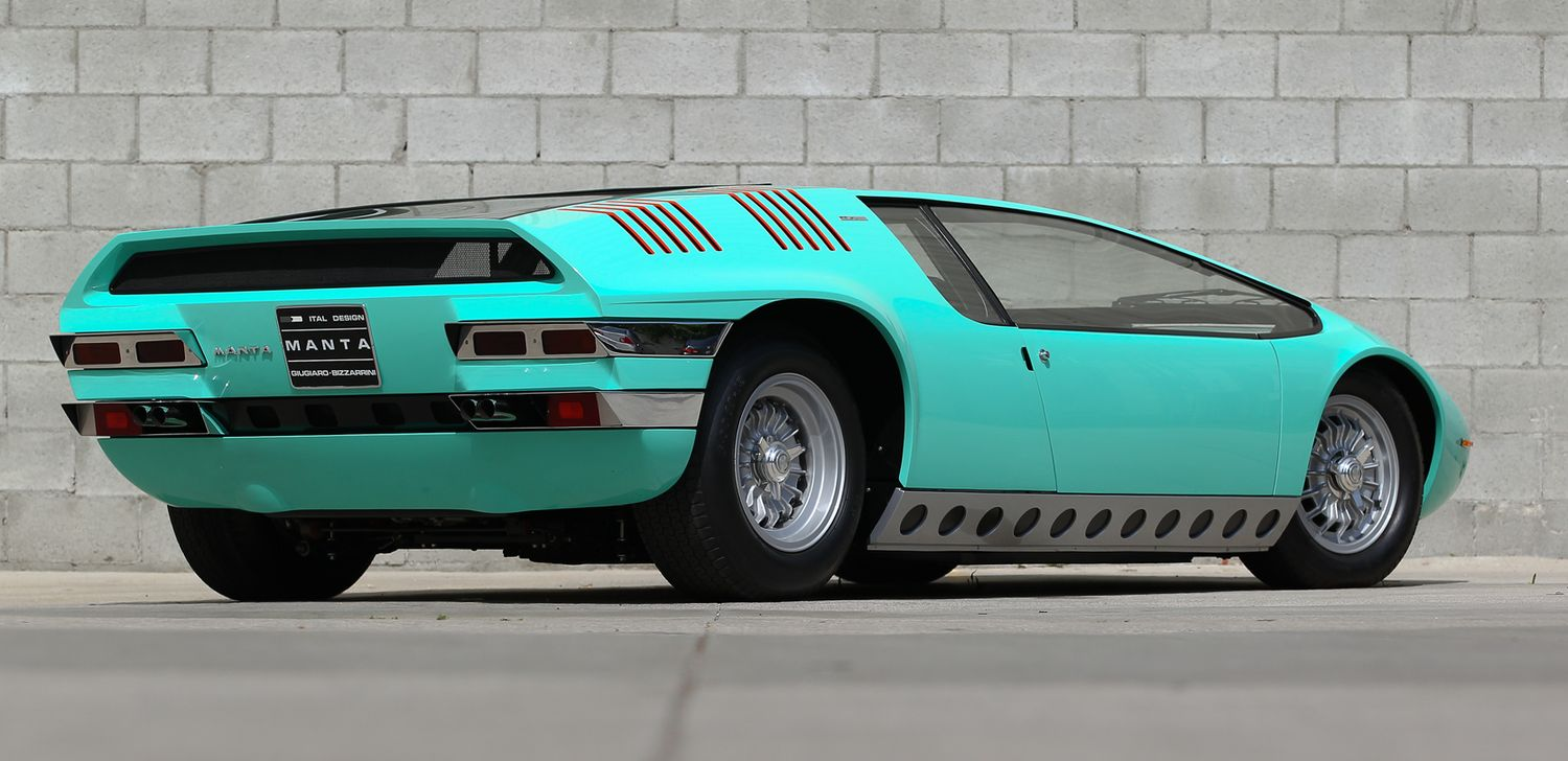 Bizzarrini Manta #2