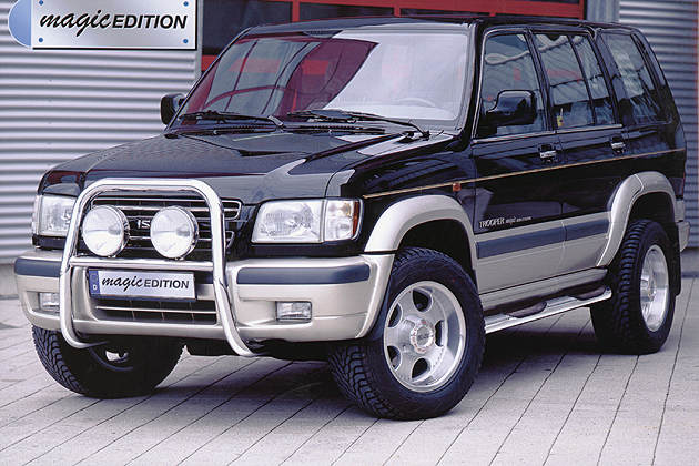 Isuzu Trooper #16