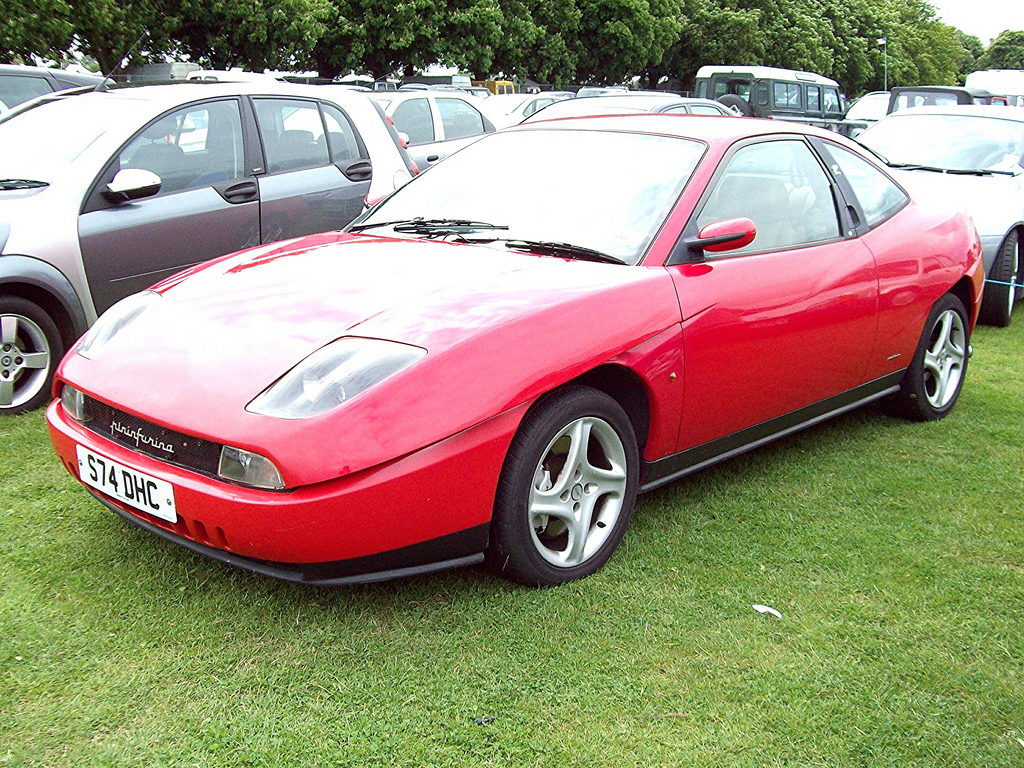 1998 Fiat Coupe #15