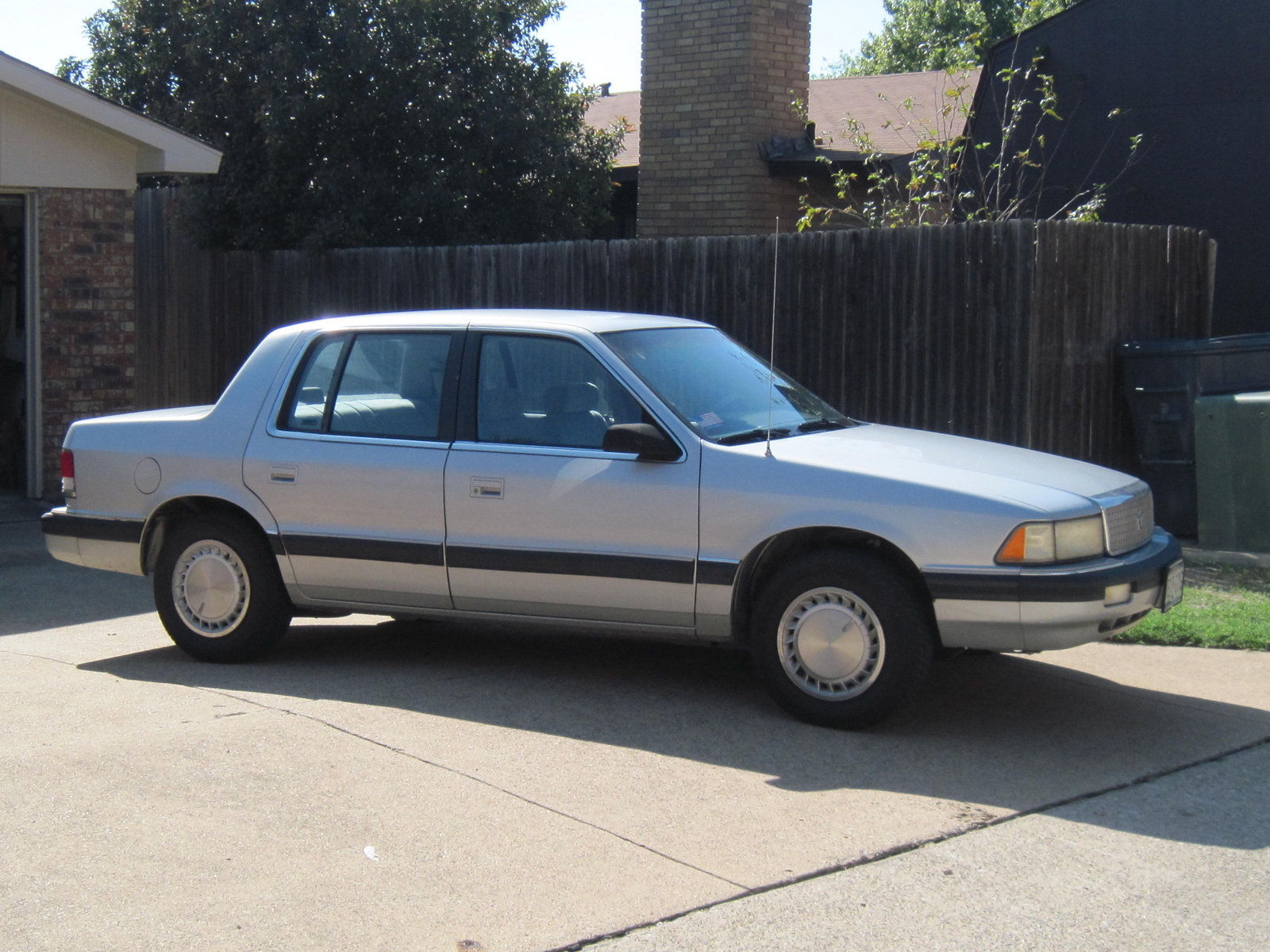 1991 Plymouth Acclaim #13