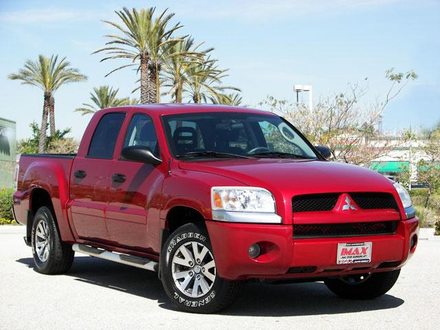 2007 mitsubishi raider photos, informations, articles - bestcarmag