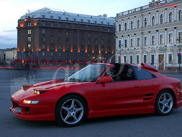 1992 Toyota Mr2 #15