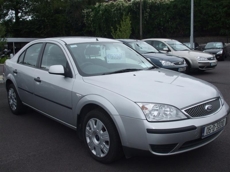 2005 Ford Mondeo #10