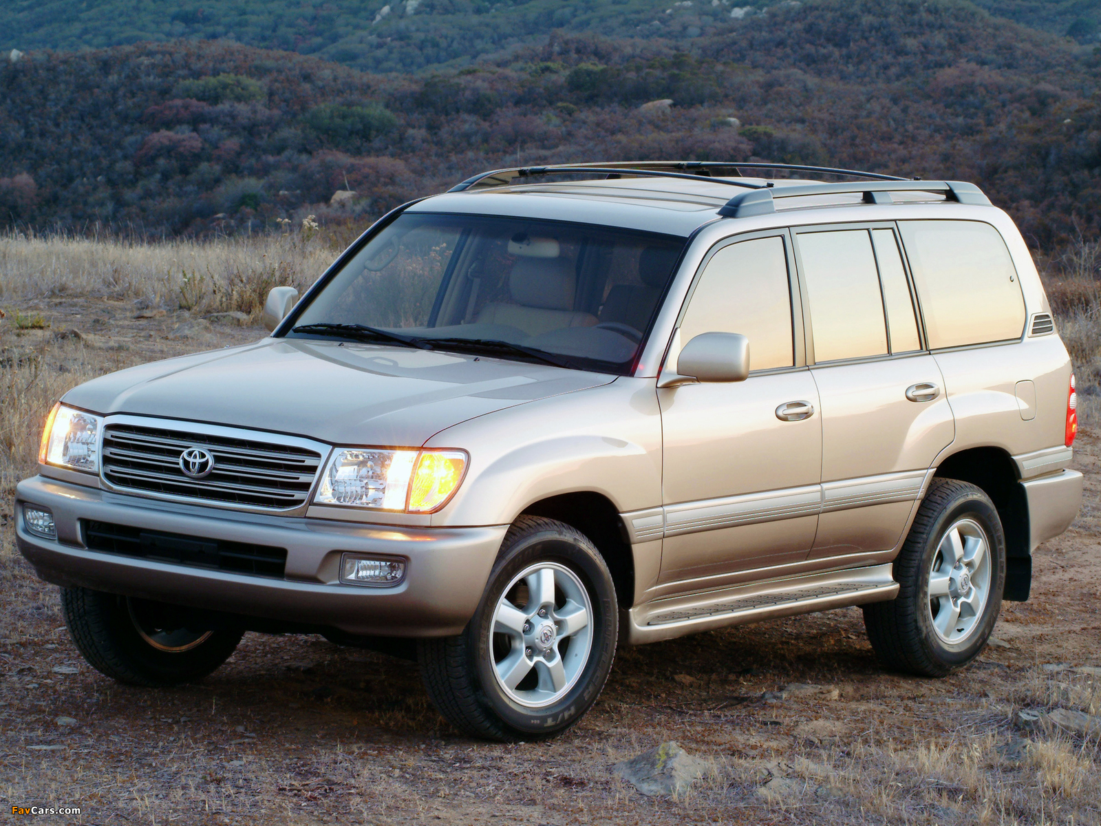 2002 Toyota Land Cruiser #18