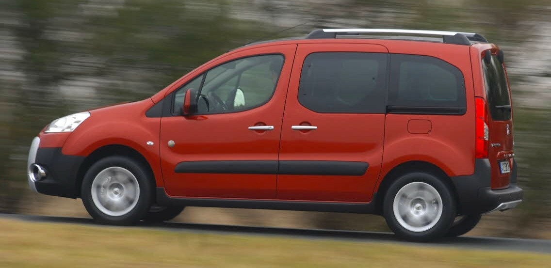 2010 Citroen Berlingo #12