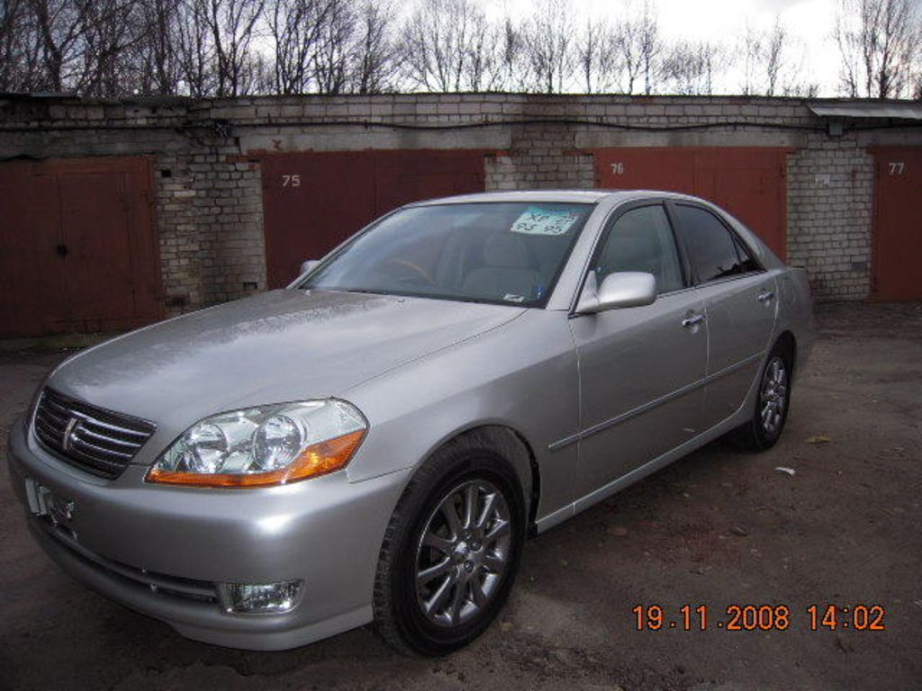 2005 Toyota Mark II #1