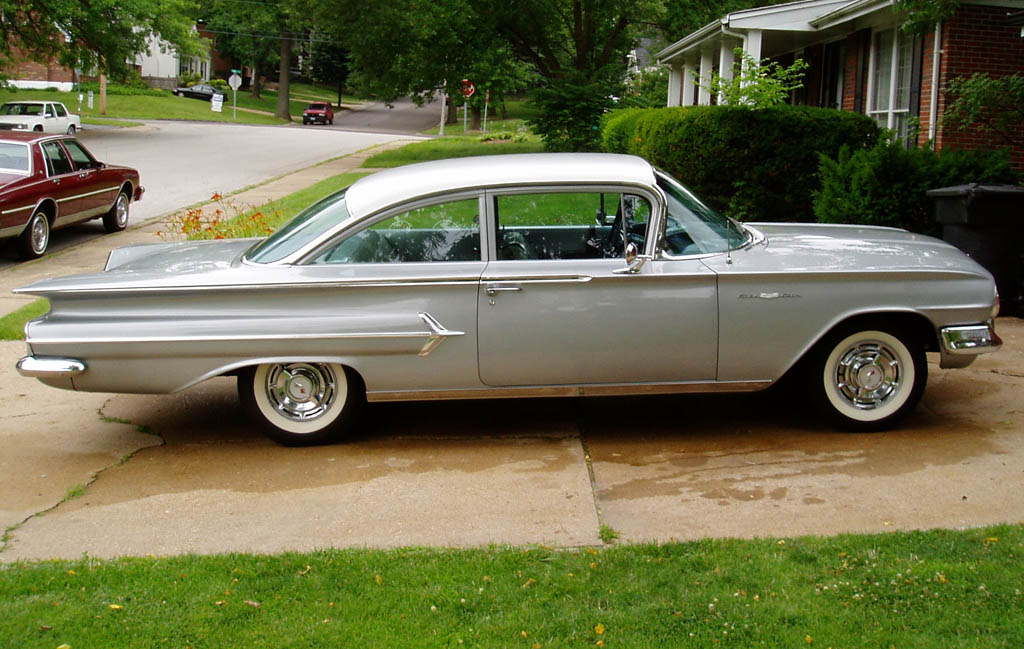 1960 Chevrolet Bel Air #12