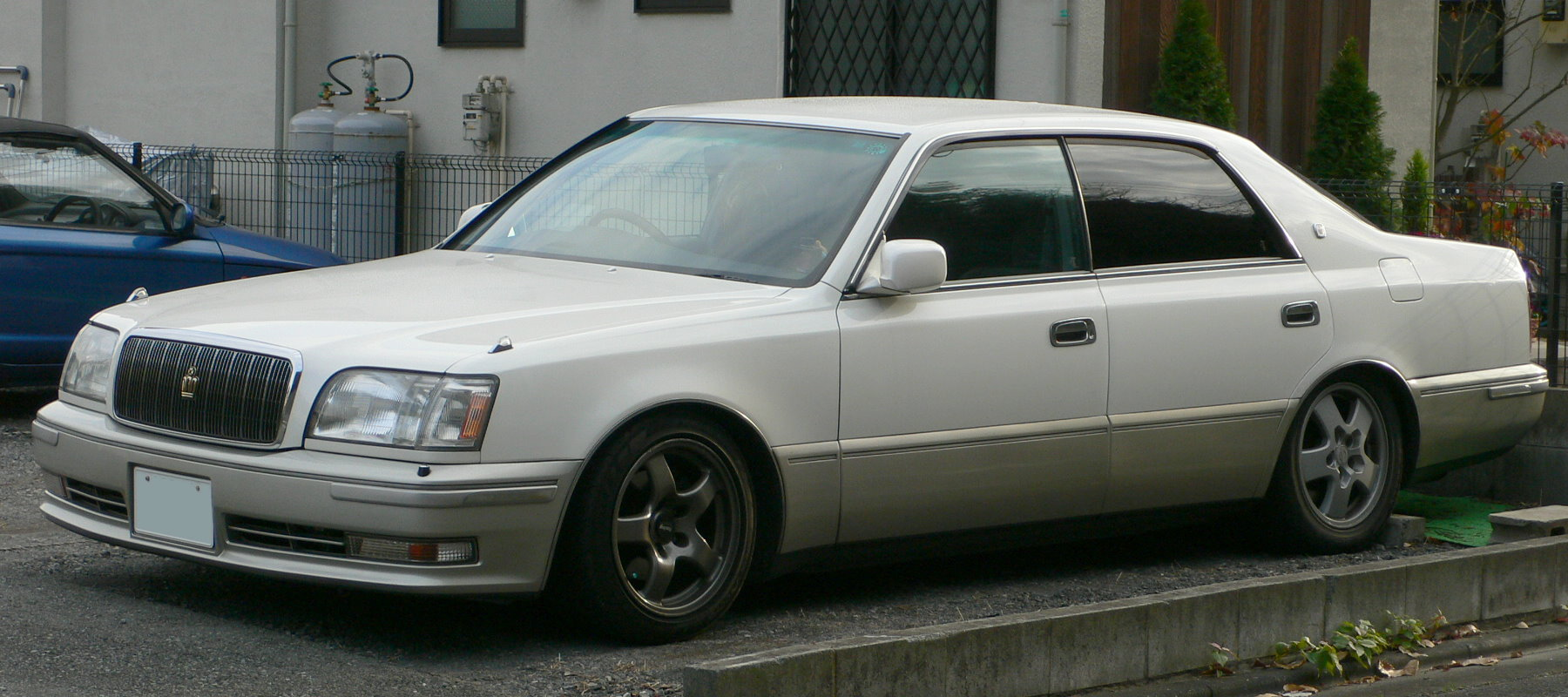 1995 Toyota Crown #9