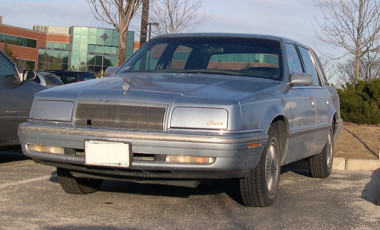 1990 Chrysler New Yorker #14