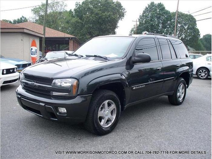 2004 Chevrolet Trailblazer #8