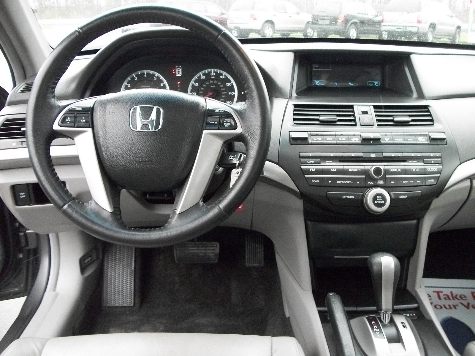 2009 Honda Accord #8