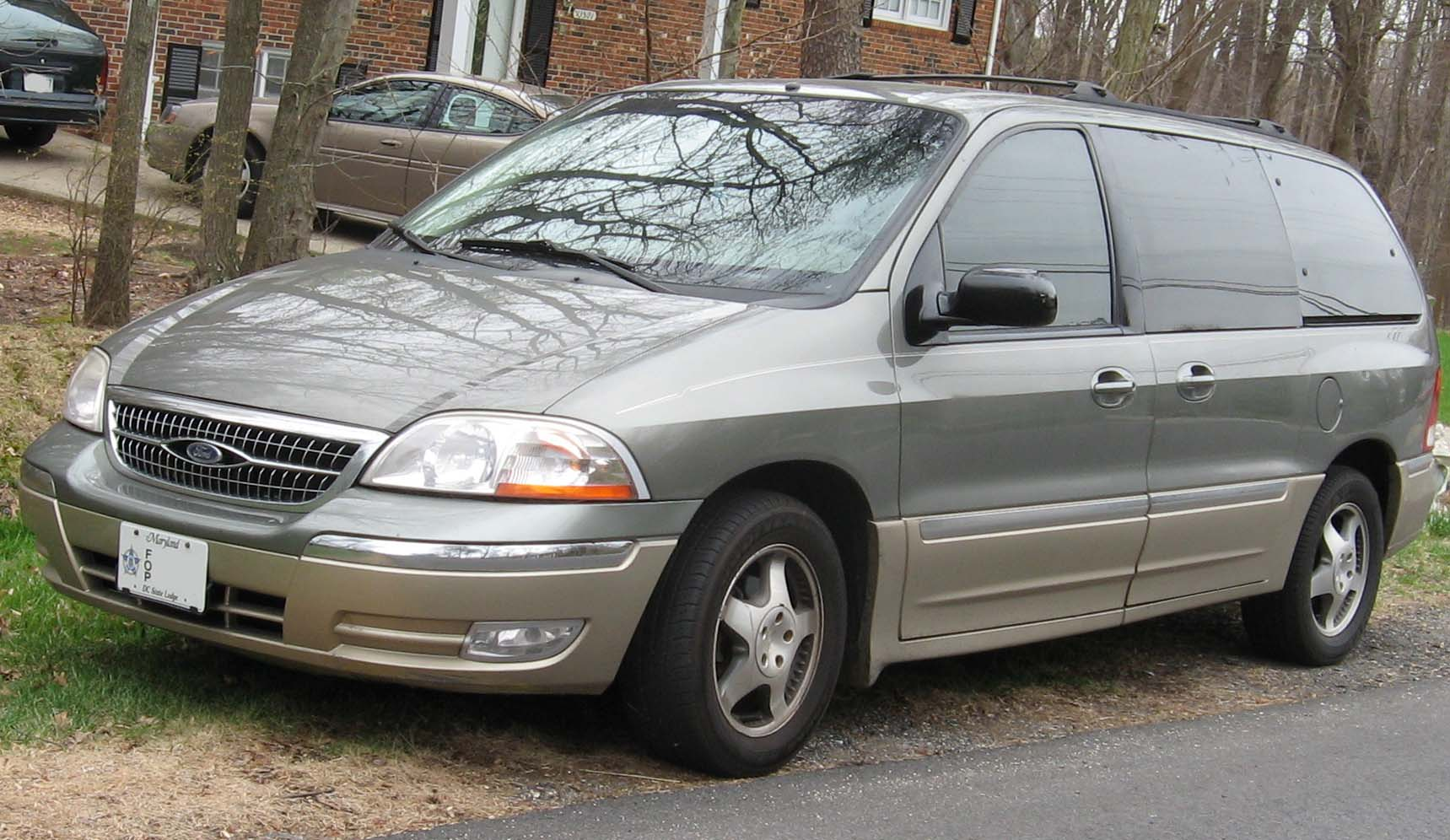 2001 Ford Windstar #3