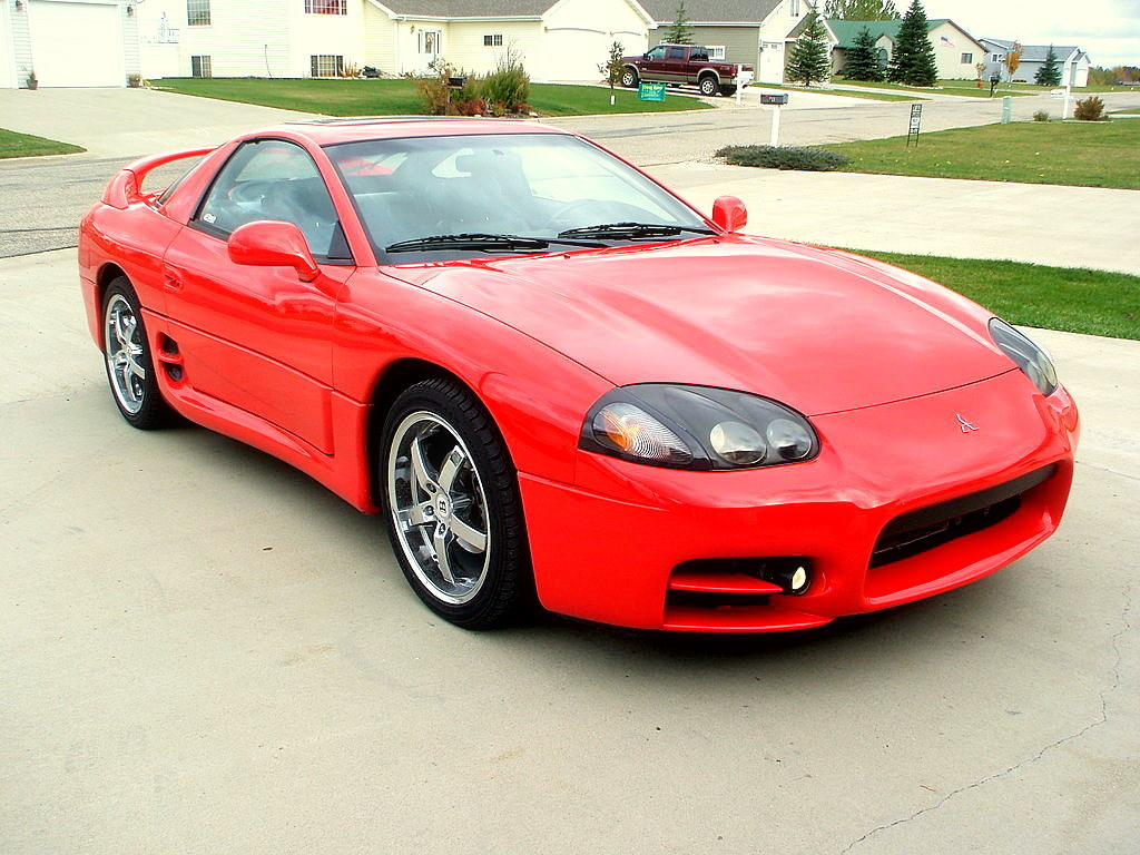 1999 mitsubishi 3000gt photos informations articles. Black Bedroom Furniture Sets. Home Design Ideas