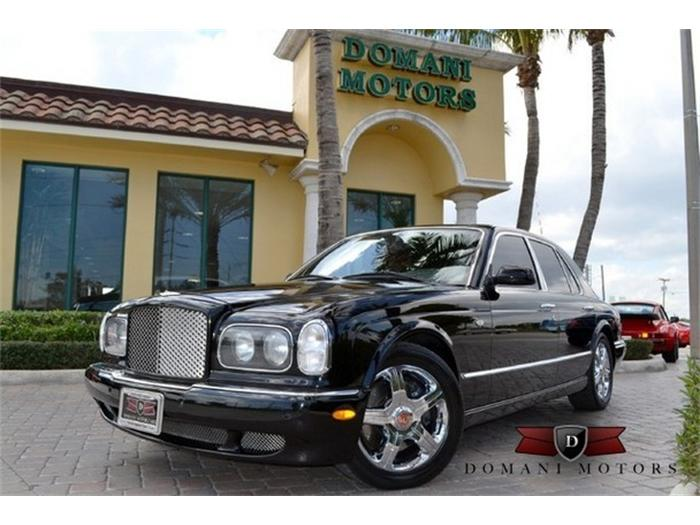 2003 Bentley Arnage #15