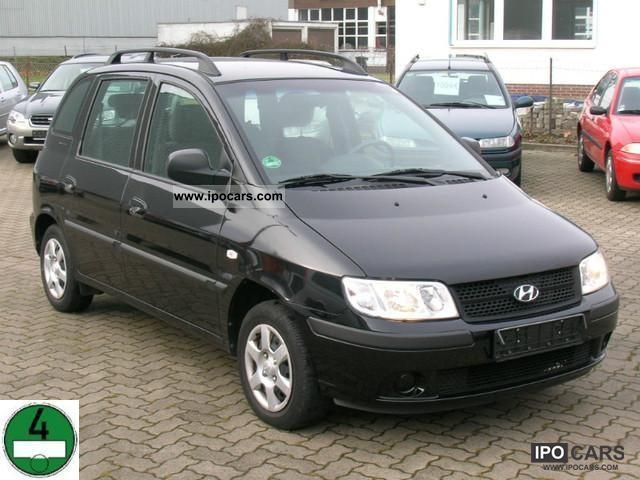 2008 Hyundai Matrix #16