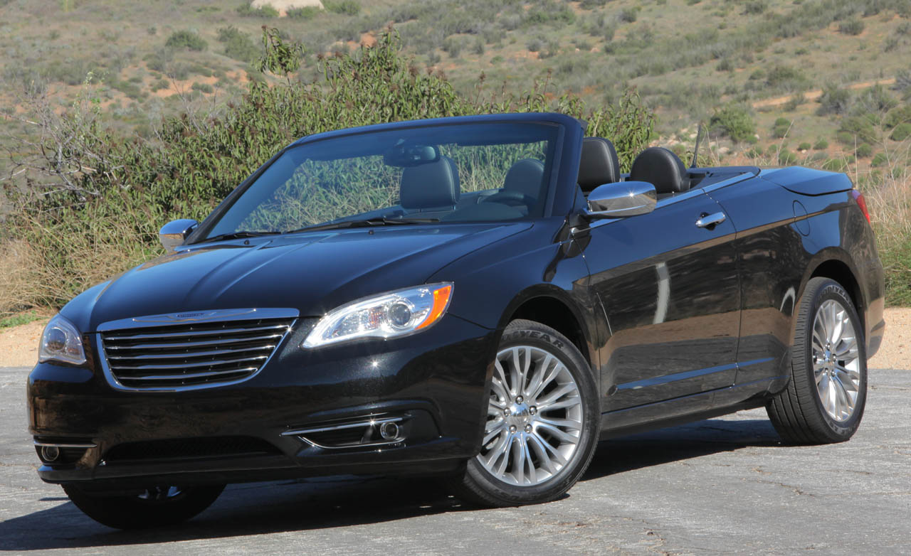 Chrysler 200 CONVERTIBLE #18