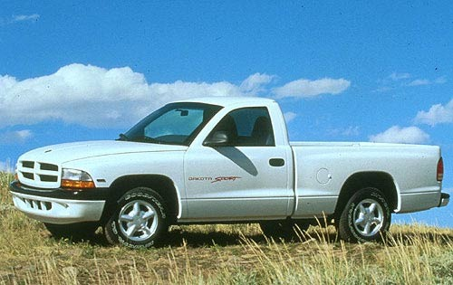 1998 Dodge Dakota #2