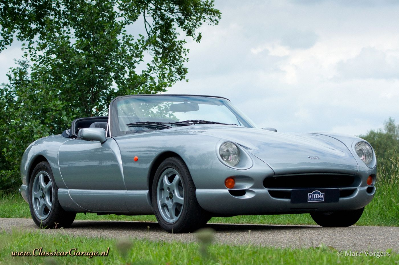 1999 TVR Griffith #5