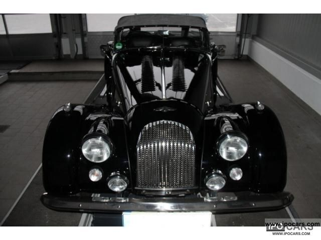 1999 Morgan Plus 4 #15