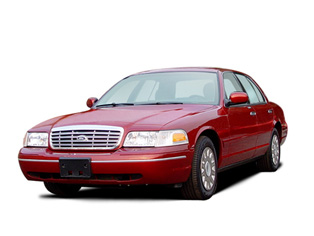 2003 Ford Crown Victoria #12