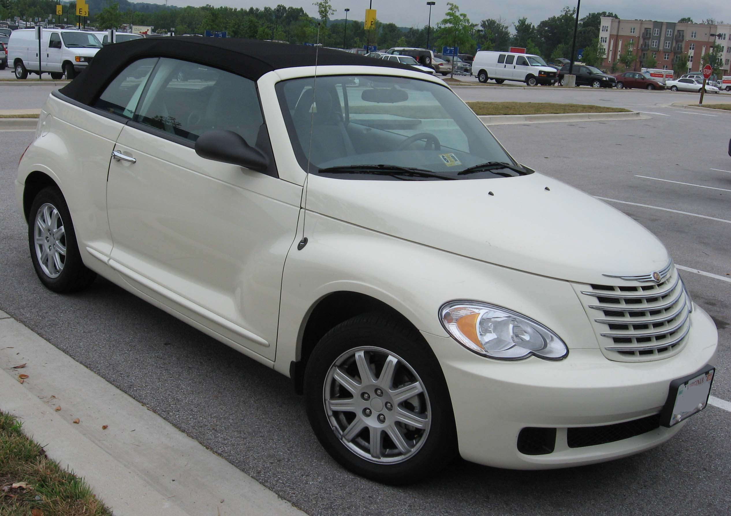 2007 Chrysler Pt Cruiser #13