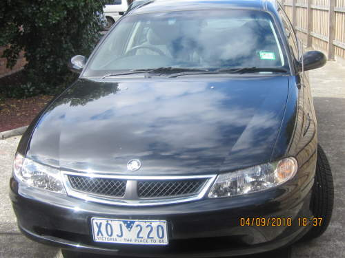 2002 Holden Berlina #7
