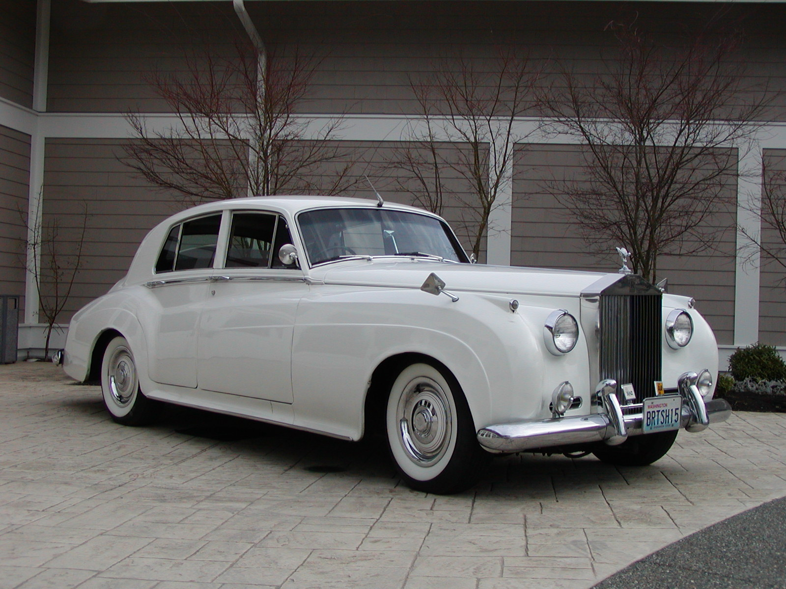 Rolls royce Silver Cloud #3