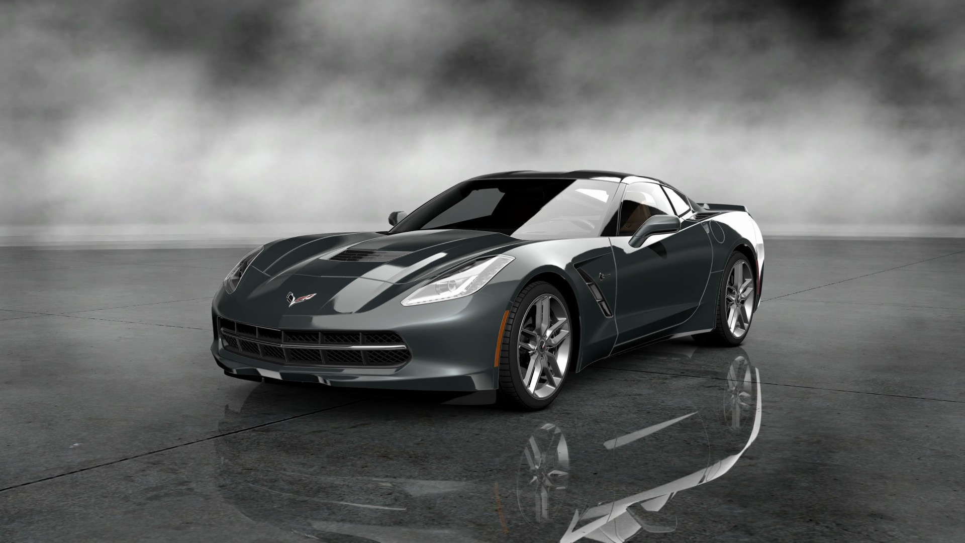Chevrolet Corvette Stingray #6