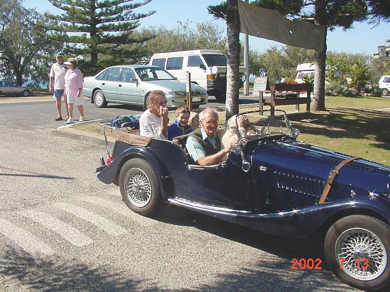 1999 Morgan Plus 4 #11