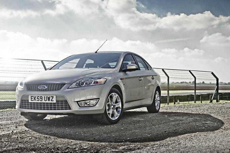 2010 Ford Mondeo #14