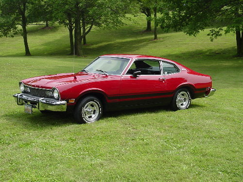 1975 Ford Maverick #5