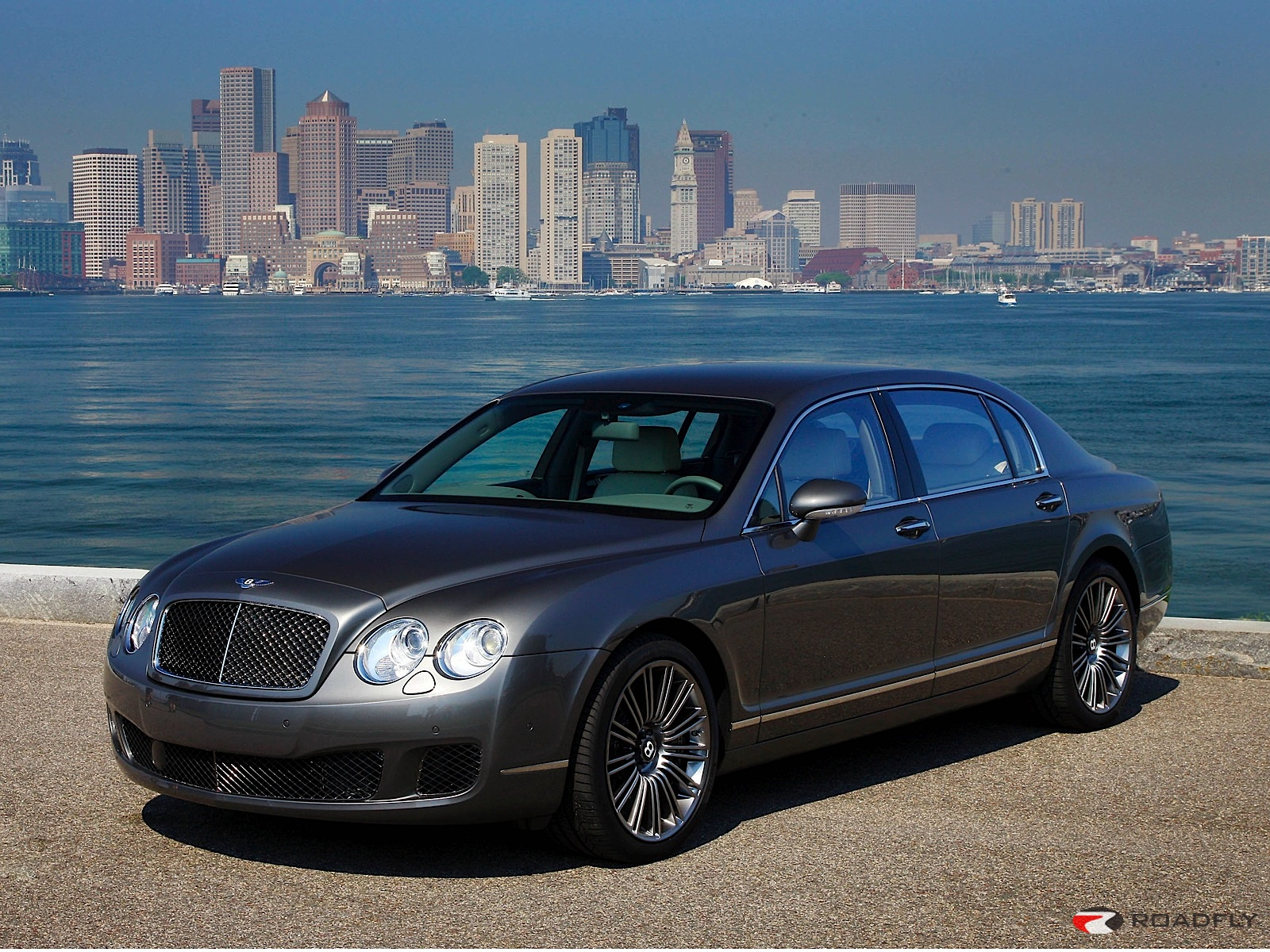 2009 Bentley Continental Flying Spur Speed #2