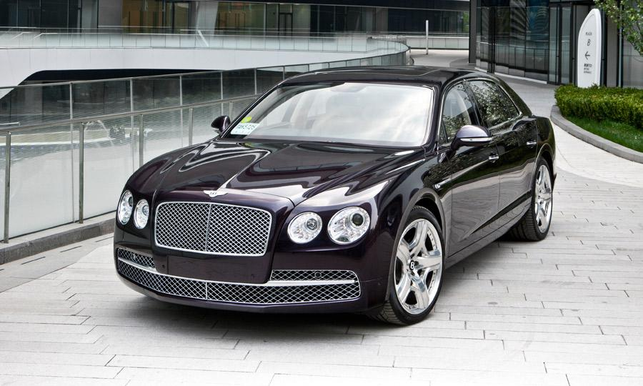 Bentley Flying Spur #11