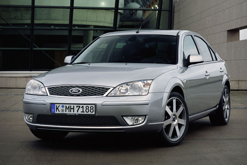 2006 Ford Mondeo #2