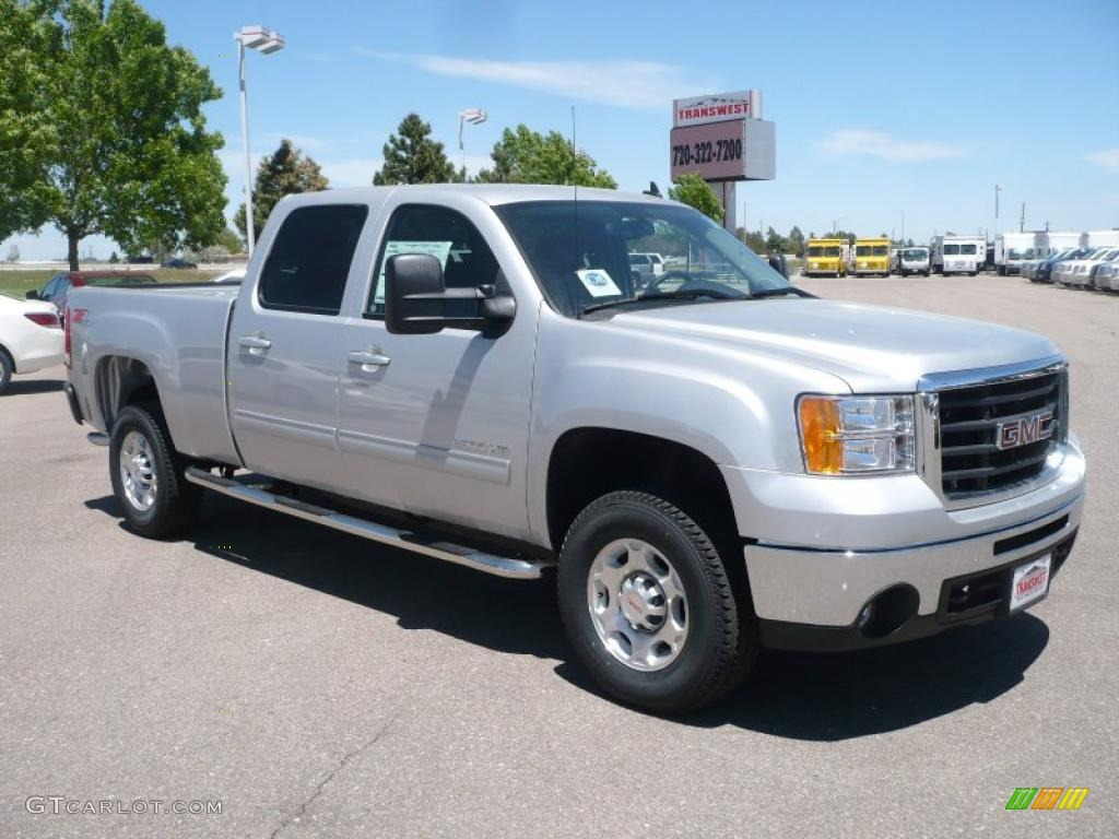 2010 GMC Sierra 2500hd #7