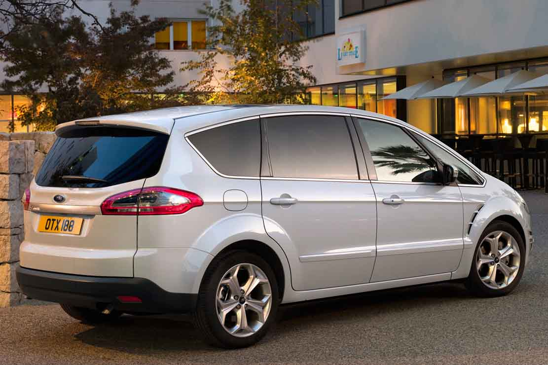 2012 Ford S-Max #14