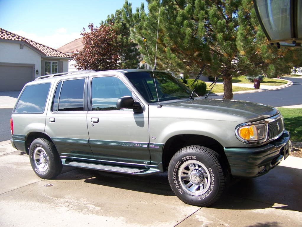 1999 Mercury Mountaineer #1