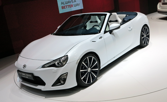 2014 Scion Fr-s Convertible #9