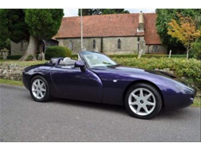 2001 TVR Griffith #11