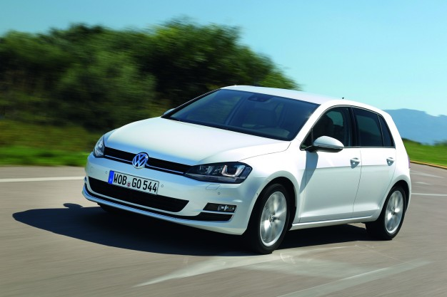 2014 Volkswagen Golf #12