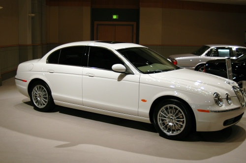 2006 Jaguar S-type #16