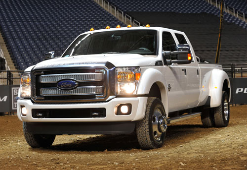 2013 Ford F-450 Super Duty #2